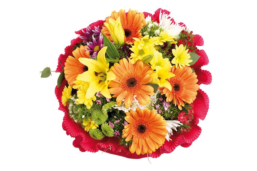 Ramo de flores variado – Bouquet Variado